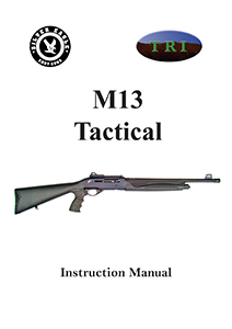 User Manual for M13 Tactical
