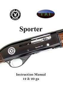 Sporter User Manual, 12ga