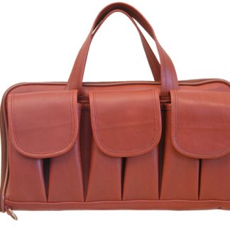 Long Pistol Case - Cordovan Leather