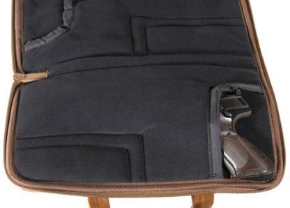 Long Pistol Case - Cordovan Leather