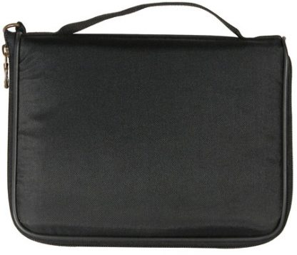 Square Pistol Case - Black Cordura