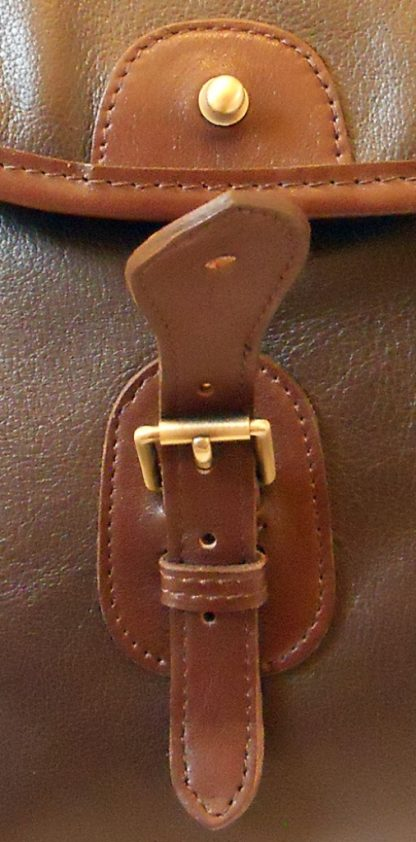 Classic Leather Field Bag