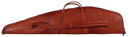 Scoped Rifle Case - Leather