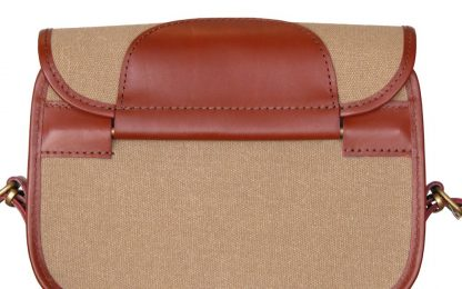 Leather Shell Bag