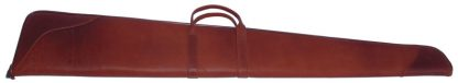 Long Leather Shotgun & Rifle Case