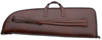 Premium Brown Leather Breakdown Case