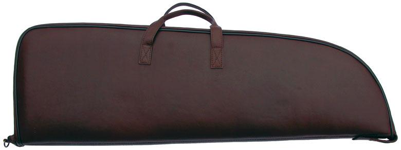 Premium Brown Leather Breakdown Case