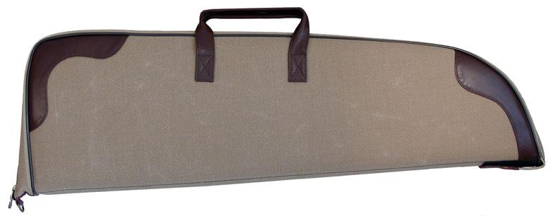 Premium Canvas & Leather Breakdown Case