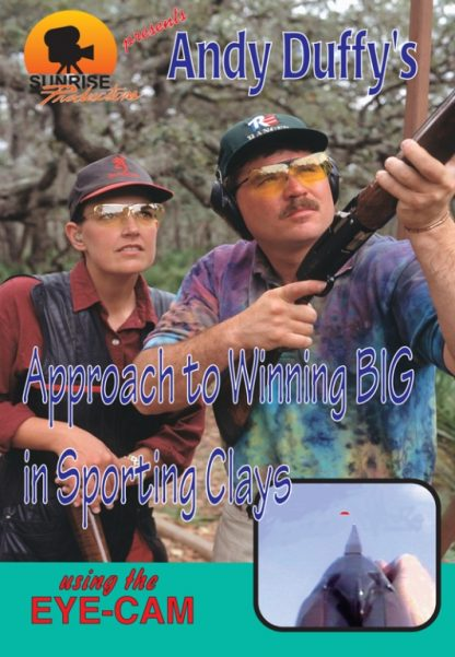 Andy Duffy's Approach to Winning Big in Sporting Clays
