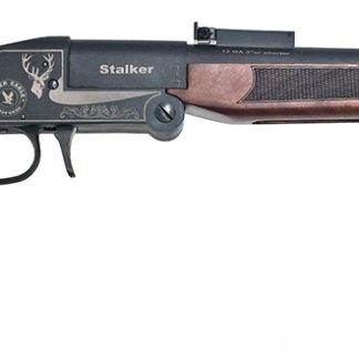 Stalker Single Shot Youth Slug, 12ga