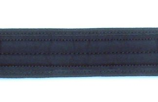 Black Cordura Sling for Shotgun and Rifle, European