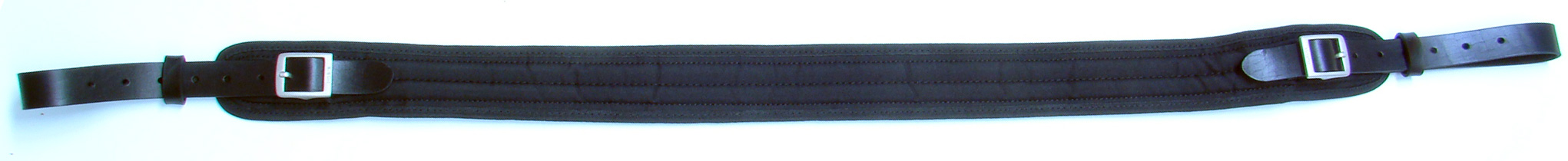 Black Cordura Sling for Shotgun and Rifle
