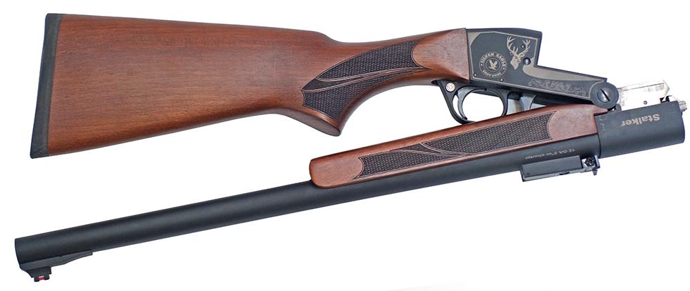 single shot shotguns