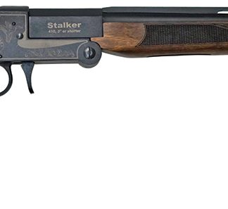 Stalker Single Shot Youth Field, .410