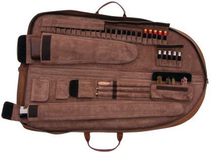 Premium Tan Leather Breakdown Case