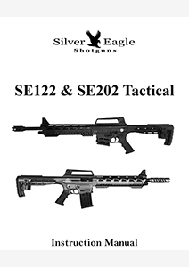 User Manual for Silver Eagle SE122 Tactical